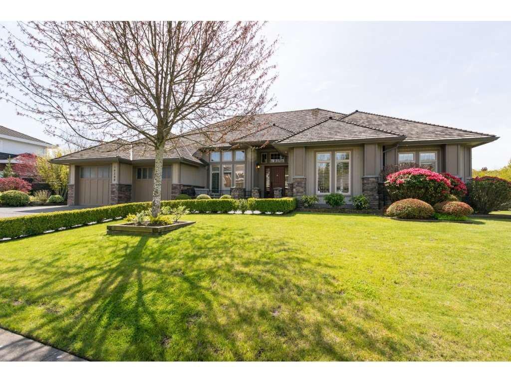 "Main Photo: 16248 36A Avenue in Surrey: Morgan Creek House for sale in ""MORGAN CREEK"" (South Surrey White Rock)  : MLS®# R2436910"