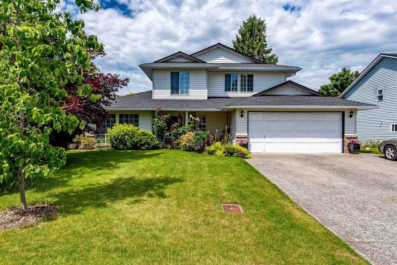 "Photo 1: Photos: 3485 MERRITT Street in Abbotsford: Abbotsford West House for sale in ""Fairfield Estates"" : MLS®# R2469168"