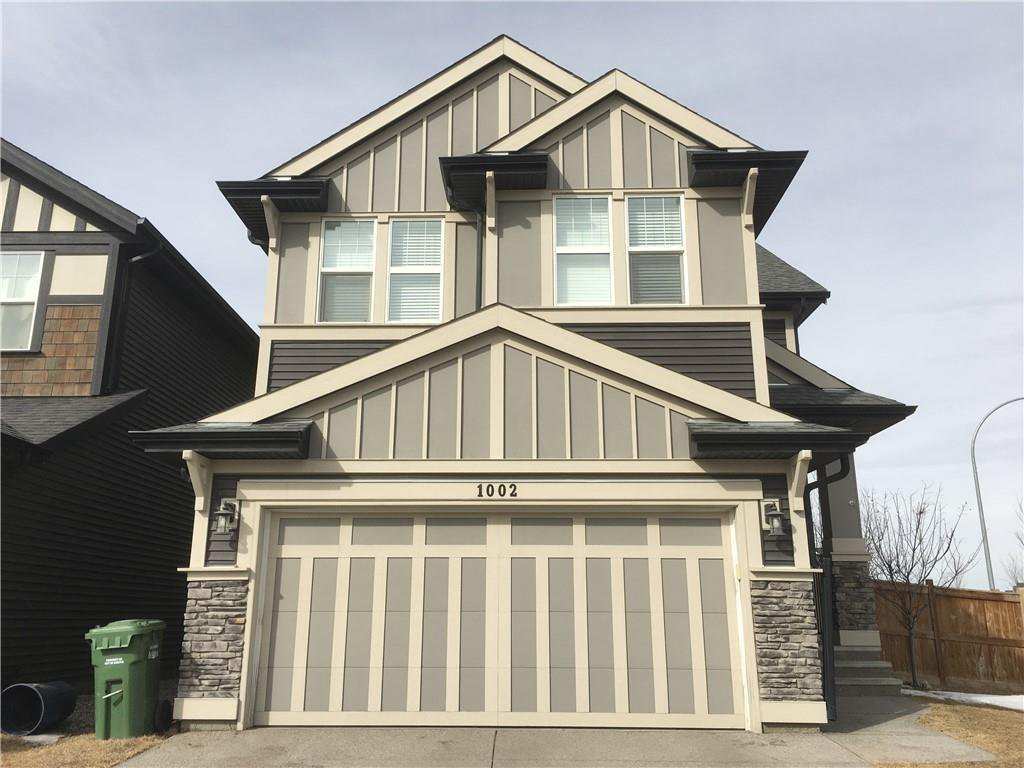 Main Photo: 1002 KINGS HEIGHTS Way SE: Airdrie Detached for sale : MLS®# A1030780
