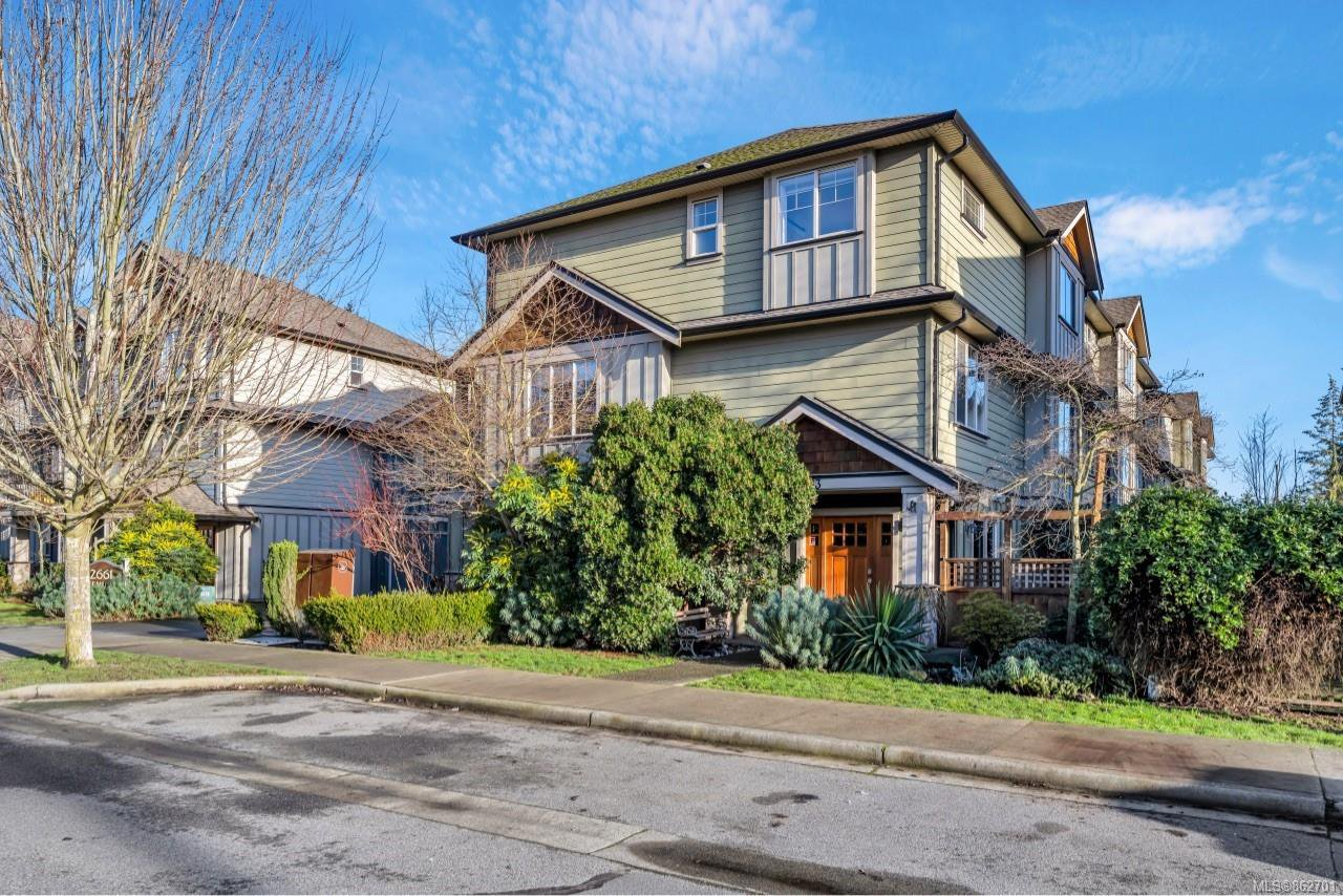 Main Photo: 2663 Deville Rd in : La Langford Proper Row/Townhouse for sale (Langford)  : MLS®# 862701