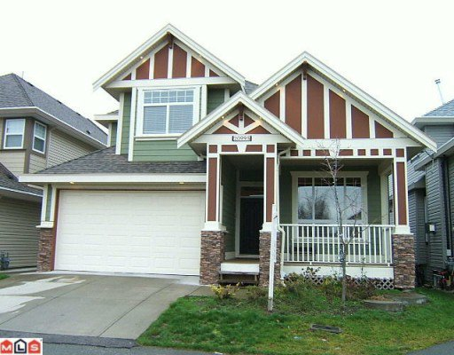 """Main Photo: 20995 84TH Avenue in Langley: Willoughby Heights House for sale in """"Uplands at yorkson"""" : MLS®# F1003093"""