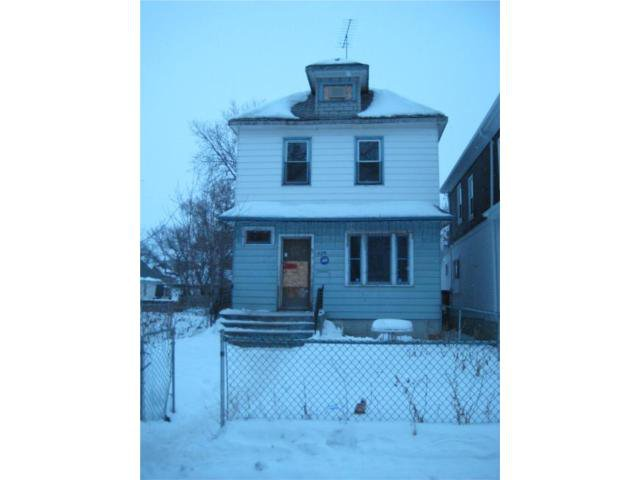 Main Photo:  in WINNIPEG: North End Residential for sale (North West Winnipeg)  : MLS®# 1002621