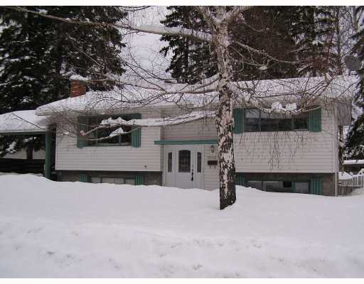 """Main Photo: 2642 ABBOTT in Prince_George: Assman House for sale in """"ASSMAN"""" (PG City Central (Zone 72))  : MLS®# N188954"""