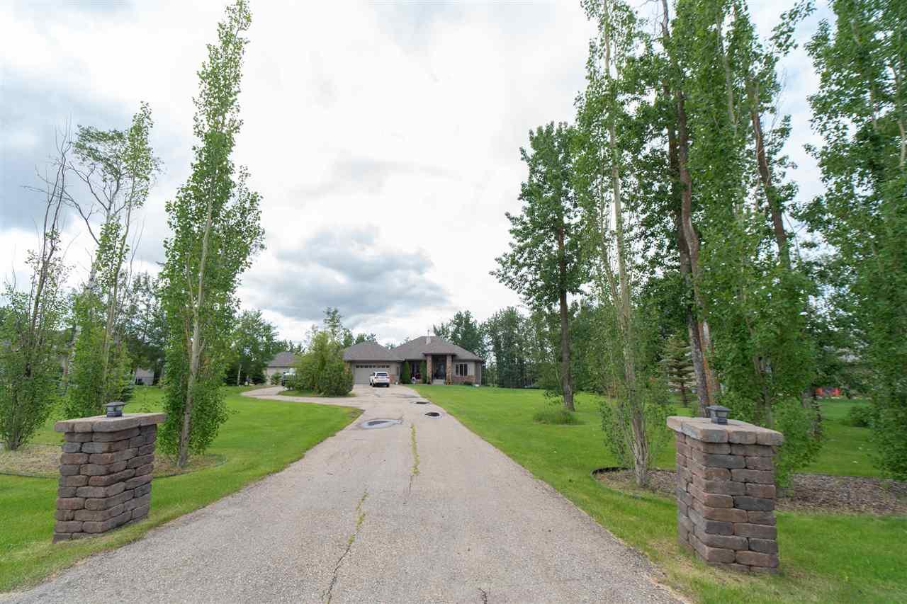 Main Photo: 21 53305 Range Road 273: Rural Parkland County House for sale : MLS®# E4203079