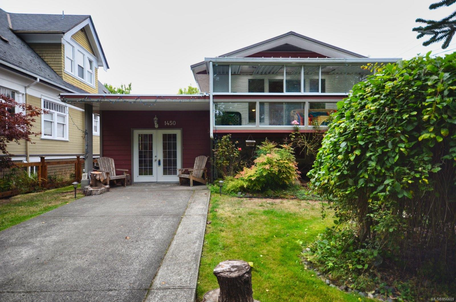 Main Photo: 1450 Hamley St in : Vi Fairfield West House for sale (Victoria)  : MLS®# 856609