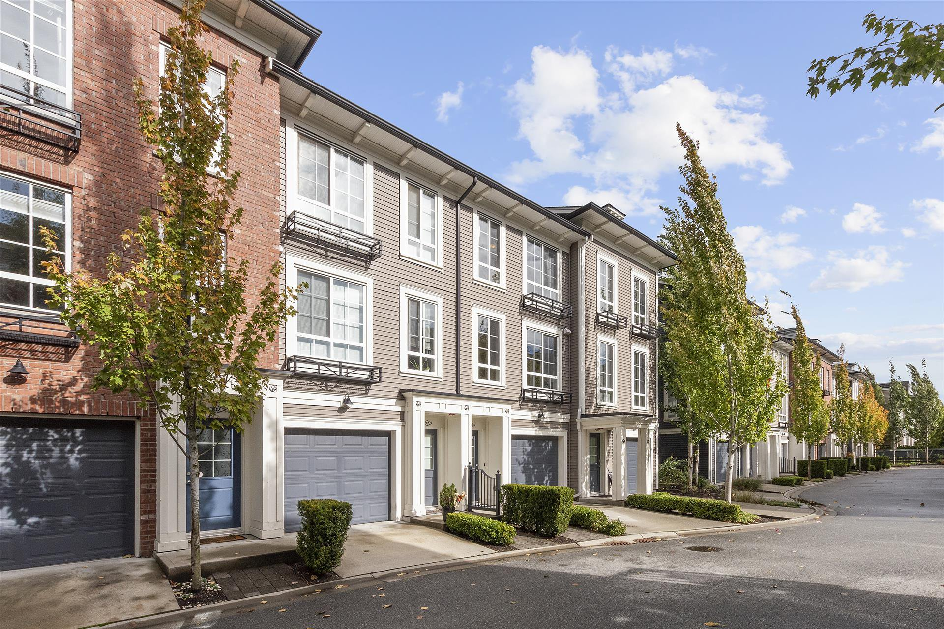Main Photo: 100 2428 Nile Gate in Port Coquitlam: Riverwood Townhouse for sale : MLS®# R2507859