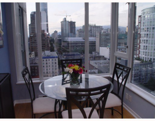 """Photo 3: Photos: 1802 1001 RICHARDS Street in Vancouver: Downtown VW Condo for sale in """"MIRO"""" (Vancouver West)  : MLS®# V787481"""