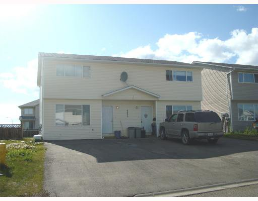 Main Photo: A-B 8904 81ST Street in Fort_St._John: Fort St. John - City SE Duplex for sale (Fort St. John (Zone 60))  : MLS®# N184502