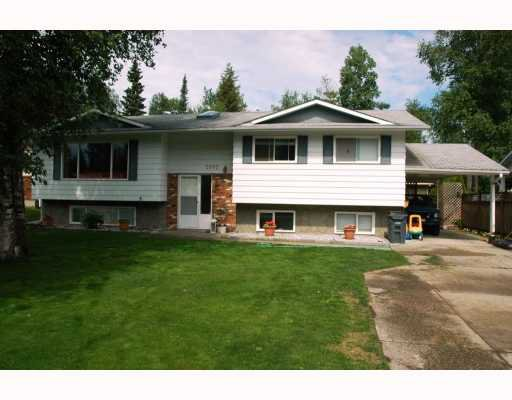 """Main Photo: 2892 MCGILL Crescent in Prince_George: Upper College House for sale in """"UPPER COLLEGE HEIGHTS"""" (PG City South (Zone 74))  : MLS®# N193236"""
