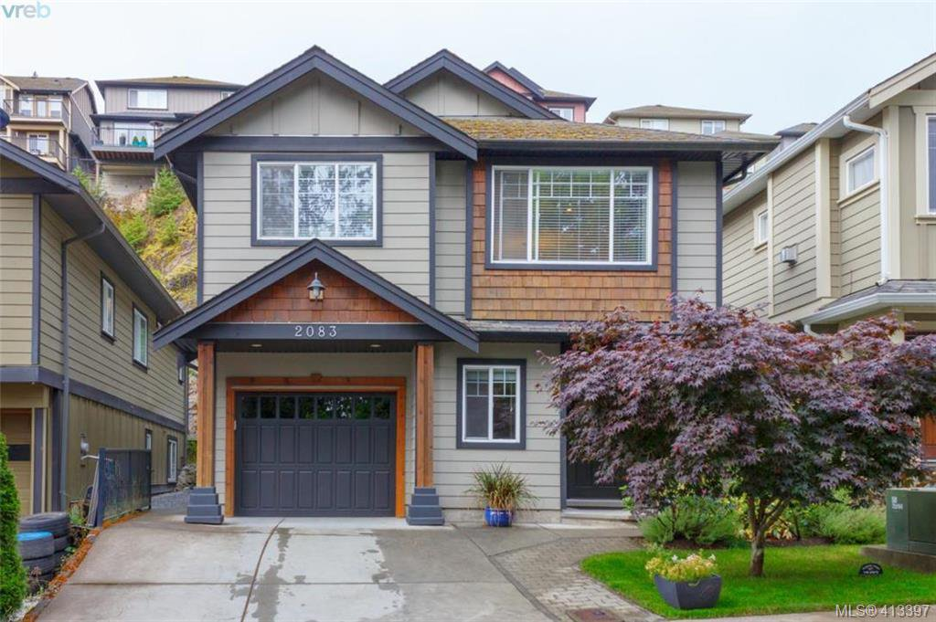 Main Photo: 2083 Longspur Drive in VICTORIA: La Bear Mountain Single Family Detached for sale (Langford)  : MLS®# 413397