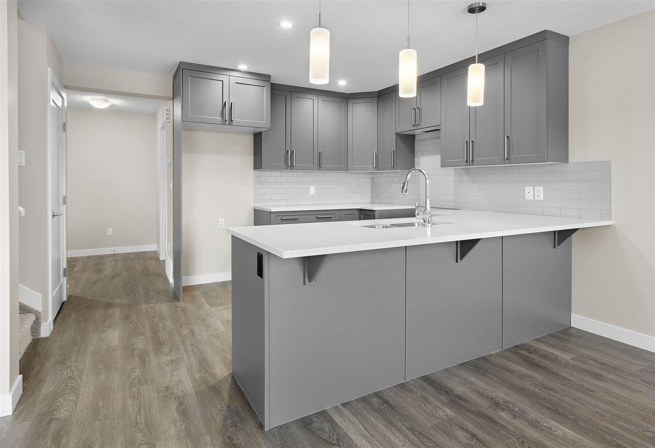 Main Photo: 1373 Erker Crescent in Edmonton: Zone 57 House Half Duplex for sale : MLS®# E4195676