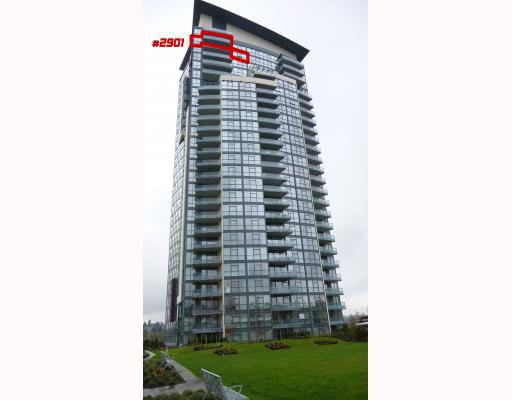 "Main Photo: 2901 5611 GORING Street in Burnaby: Central BN Condo for sale in ""LEGACY"" (Burnaby North)  : MLS®# V749346"