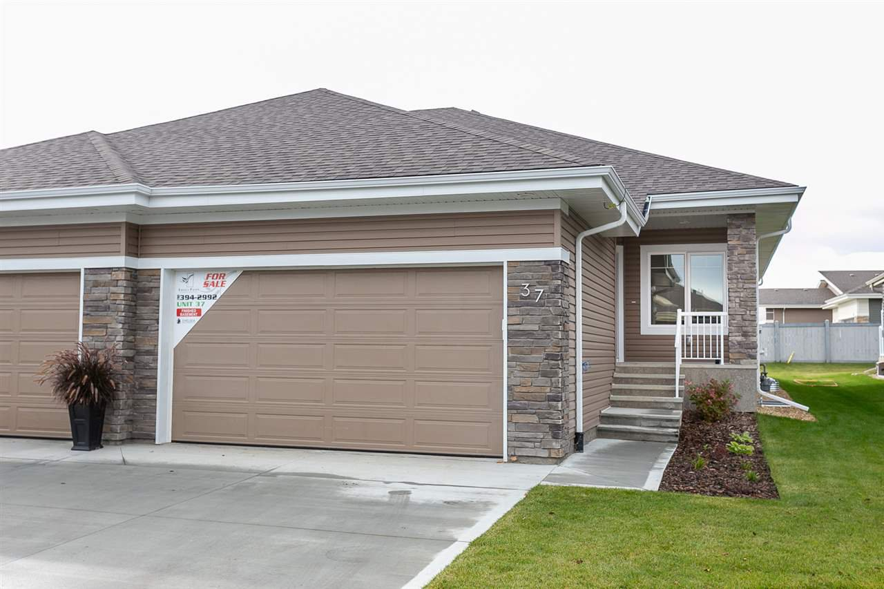 Main Photo: 37 50 Legacy Terrace: St. Albert House Half Duplex for sale : MLS®# E4175880