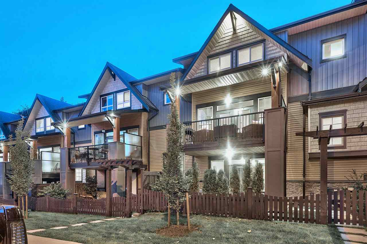 """Main Photo: 49 10525 240 Street in Maple Ridge: Albion Townhouse for sale in """"MAGNOLIA GROVE"""" : MLS®# R2410880"""