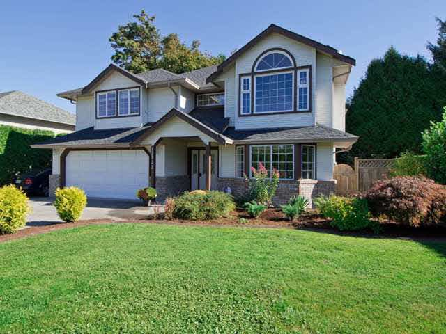 Main Photo: 12322 203RD STREET in : Northwest Maple Ridge House for sale : MLS®# V975141