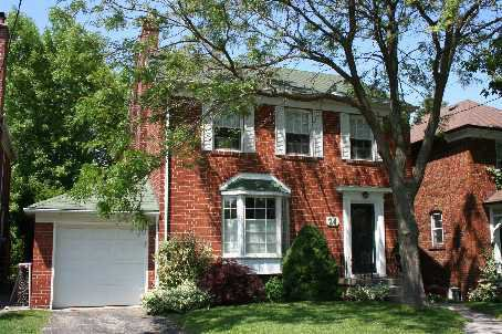 Main Photo: 24 Annesley Avenue in Toronto: House (2-Storey) for sale (C11: TORONTO)  : MLS®# C1980391