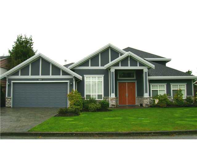 "Main Photo: 8471 FAIRWAY Road in Richmond: Seafair House for sale in ""SEAFAIR"" : MLS®# V865300"