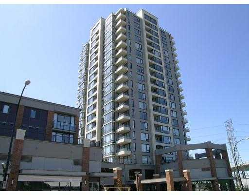 Main Photo: 1105 4118 DAWSON ST in Burnaby: Central BN Condo for sale (Burnaby North)  : MLS®# V592741