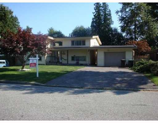 Main Photo: 1426 BARBERRY Drive in Port_Coquitlam: Birchland Manor House for sale (Port Coquitlam)  : MLS®# V728387