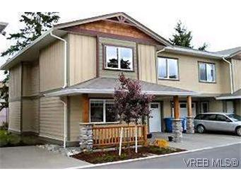 Main Photo: 115 951 Goldstream Ave in VICTORIA: La Langford Proper Row/Townhouse for sale (Langford)  : MLS®# 433866