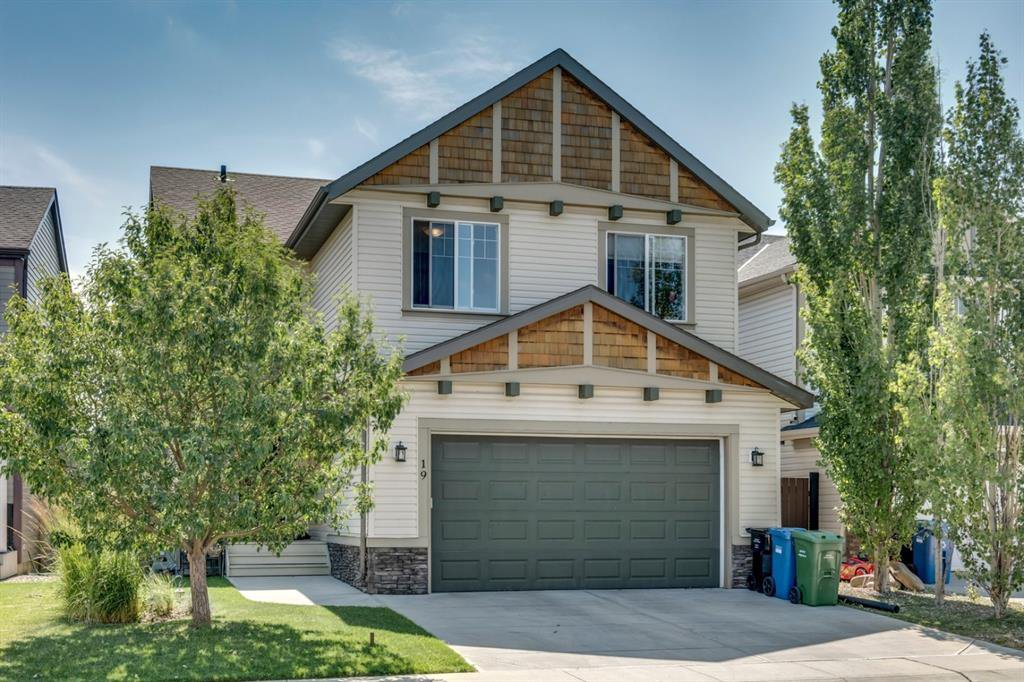 Main Photo: 19 COPPERLEAF Crescent SE in Calgary: Copperfield Detached for sale : MLS®# A1022410