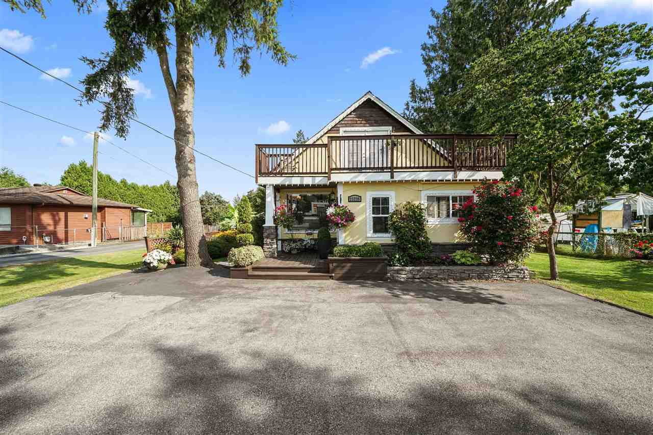 Main Photo: 23235 DEWDNEY TRUNK Road in Maple Ridge: East Central House for sale : MLS®# R2510290