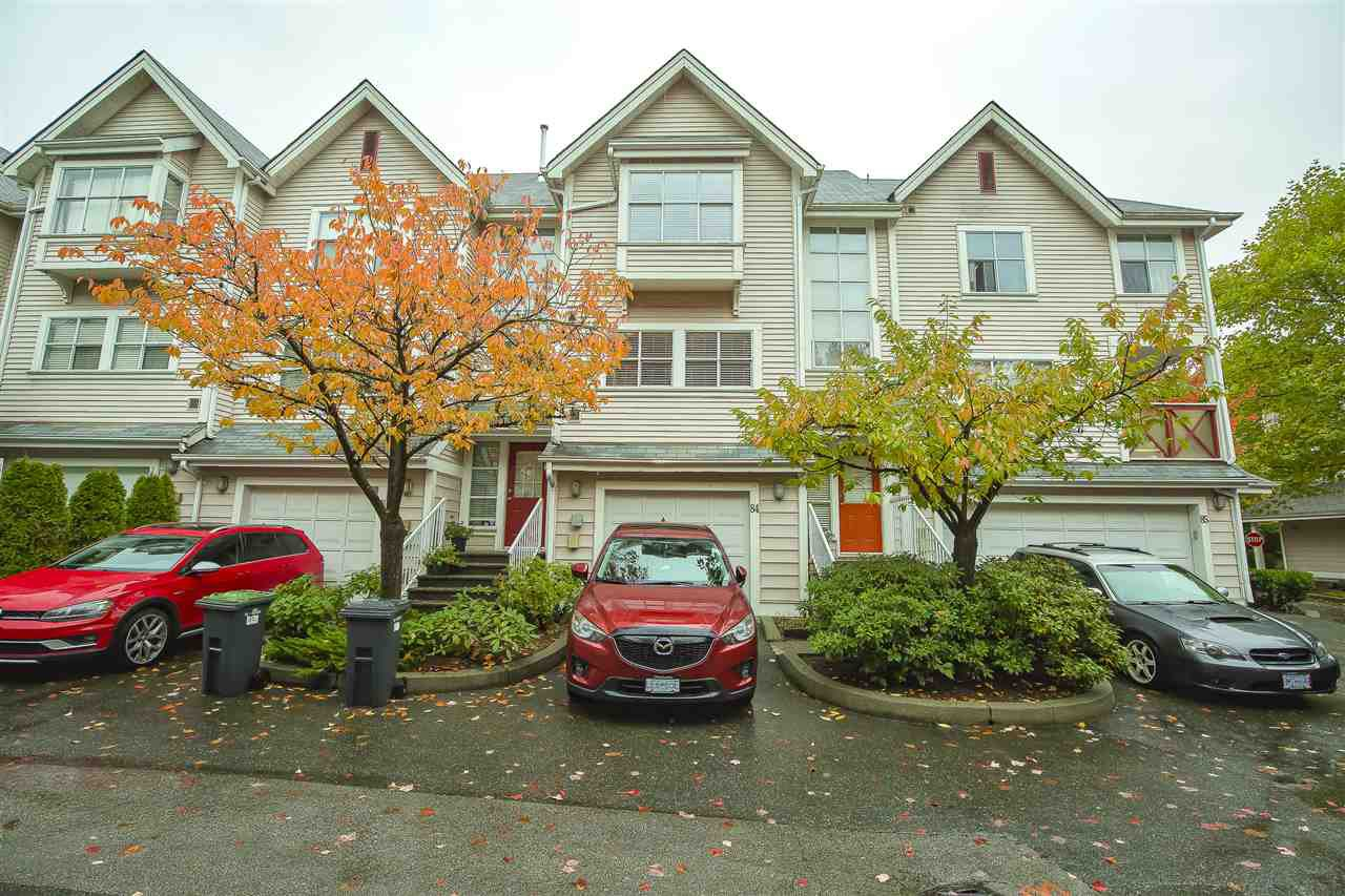 Main Photo: 84 2450 HAWTHORNE Avenue in Port Coquitlam: Central Pt Coquitlam Townhouse for sale : MLS®# R2511128