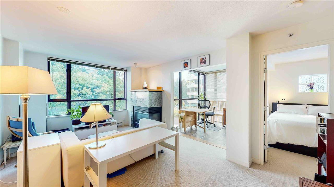 Main Photo: 506 1003 PACIFIC STREET in Vancouver: West End VW Condo for sale (Vancouver West)  : MLS®# R2496971