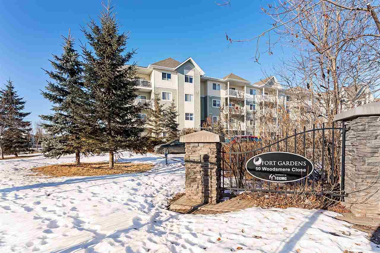 Main Photo: 333 50 WOODSMERE Close: Fort Saskatchewan Condo for sale : MLS®# E4224695