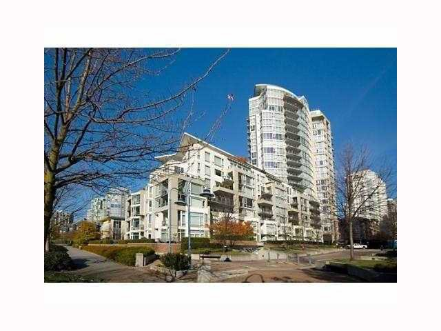 Main Photo: 1202 1383 MARINASIDE Crescent in Vancouver: False Creek North Condo for sale (Vancouver West)  : MLS®# V814667