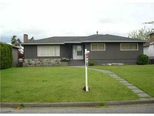 Photo 1: Photos: 859 W 48TH Avenue in Vancouver: Oakridge VW House for sale (Vancouver West)  : MLS®# V834271