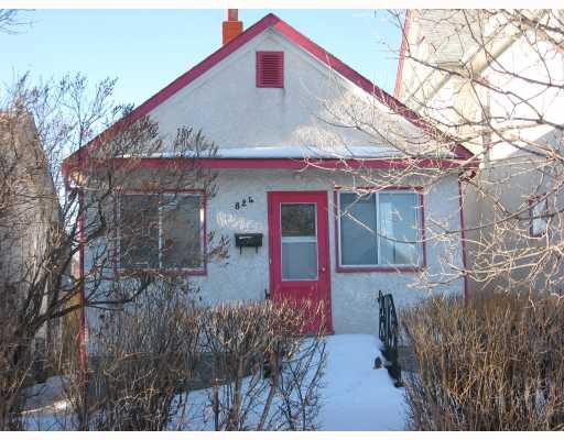 Main Photo: 824 STELLA Avenue in WINNIPEG: North End Residential for sale (North West Winnipeg)  : MLS®# 2904859