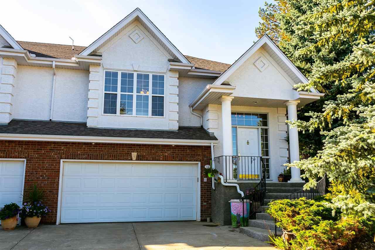 Main Photo: 11 Oakbay Point: St. Albert House Half Duplex for sale : MLS®# E4168298