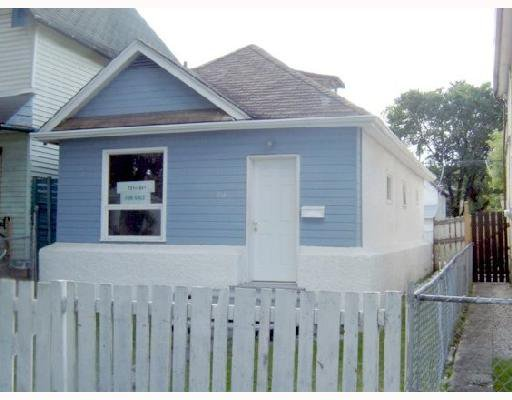 Main Photo: 658 VICTOR Street in WINNIPEG: West End / Wolseley Residential for sale (West Winnipeg)  : MLS®# 2900626