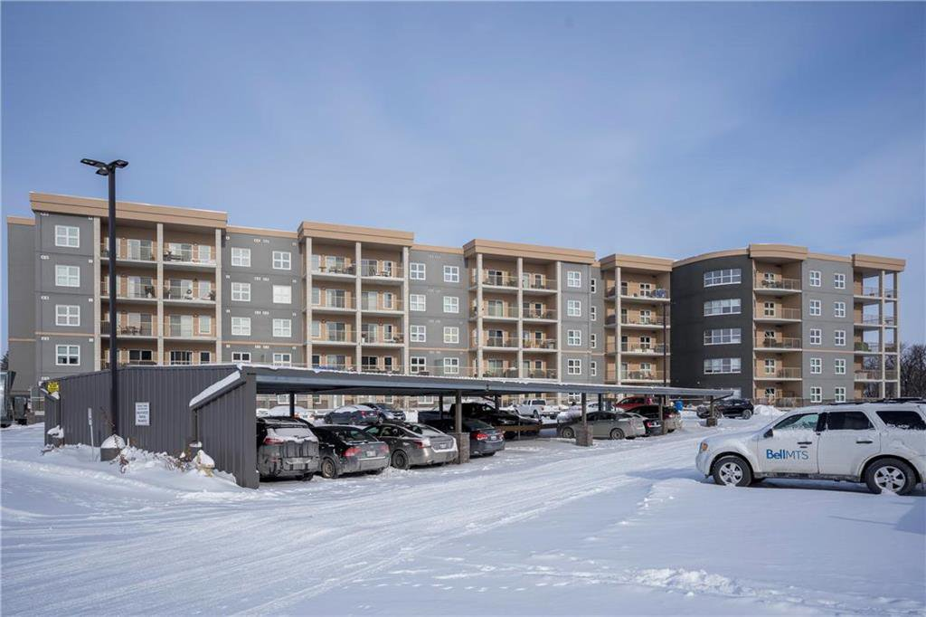 Main Photo: 515 130 Creek Bend Road in Winnipeg: River Park South Condominium for sale (2F)  : MLS®# 202001479