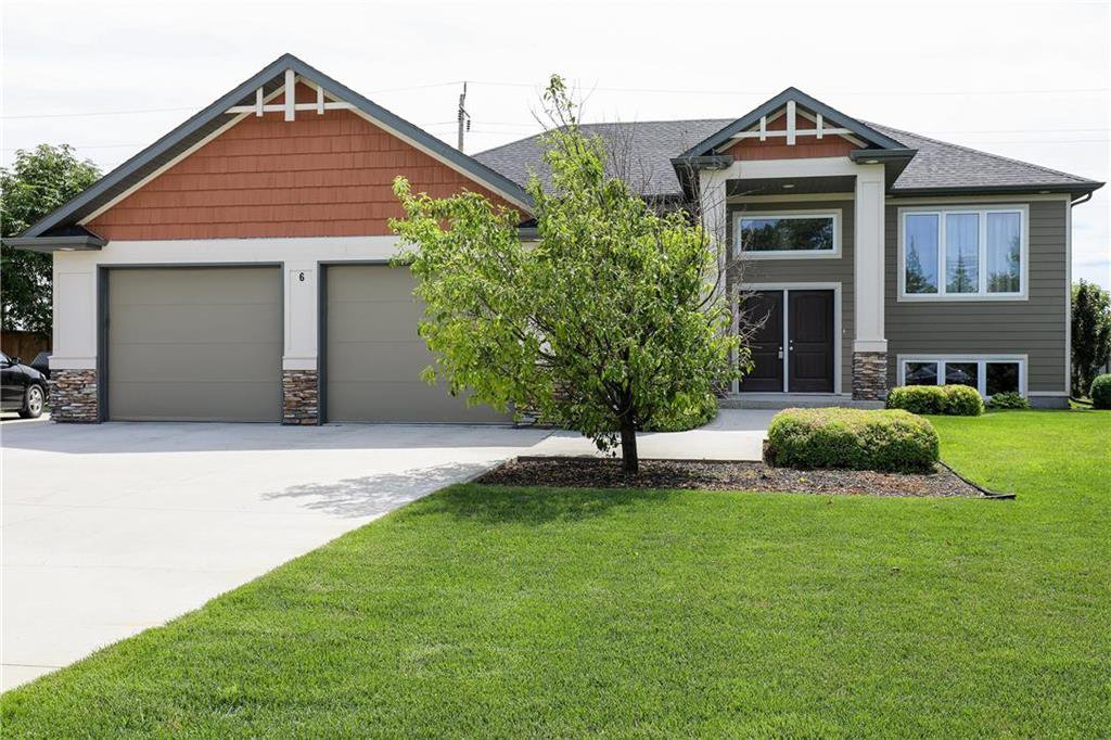 Main Photo: 6 Lions Gate in Steinbach: R16 Residential for sale : MLS®# 202017314