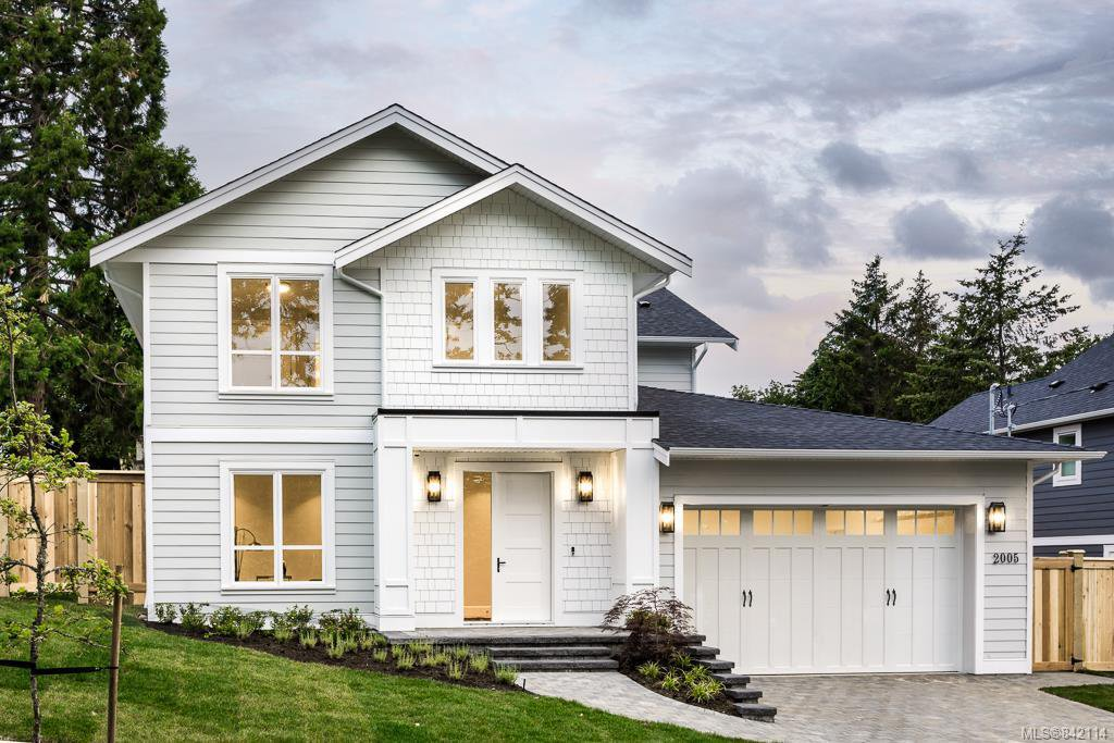 Main Photo: 2005 Romney Rd in Victoria: Vi Fairfield East Single Family Detached for sale : MLS®# 842114
