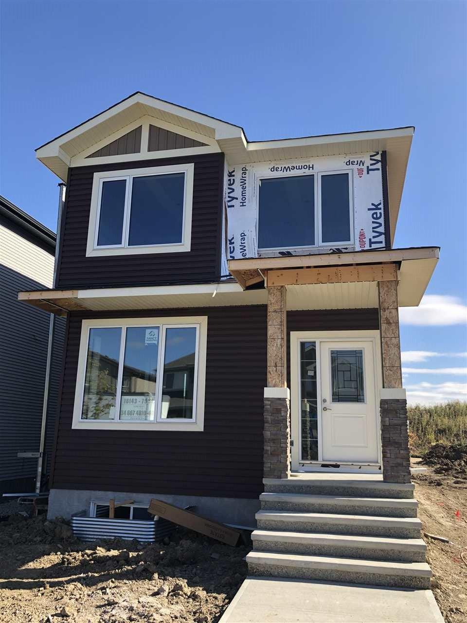 Main Photo: 18143 75 Street in Edmonton: Zone 28 House for sale : MLS®# E4209909