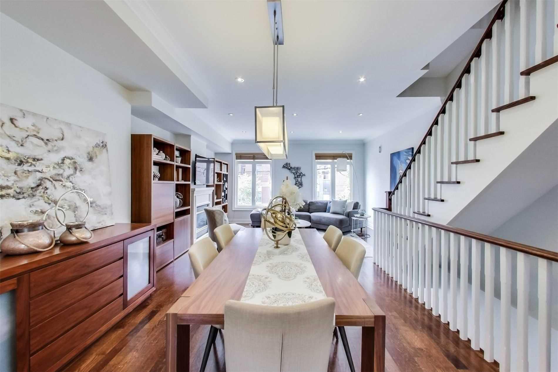 Photo 8: Photos: 213 Heward Avenue in Toronto: South Riverdale House (3-Storey) for sale (Toronto E01)  : MLS®# E4941877