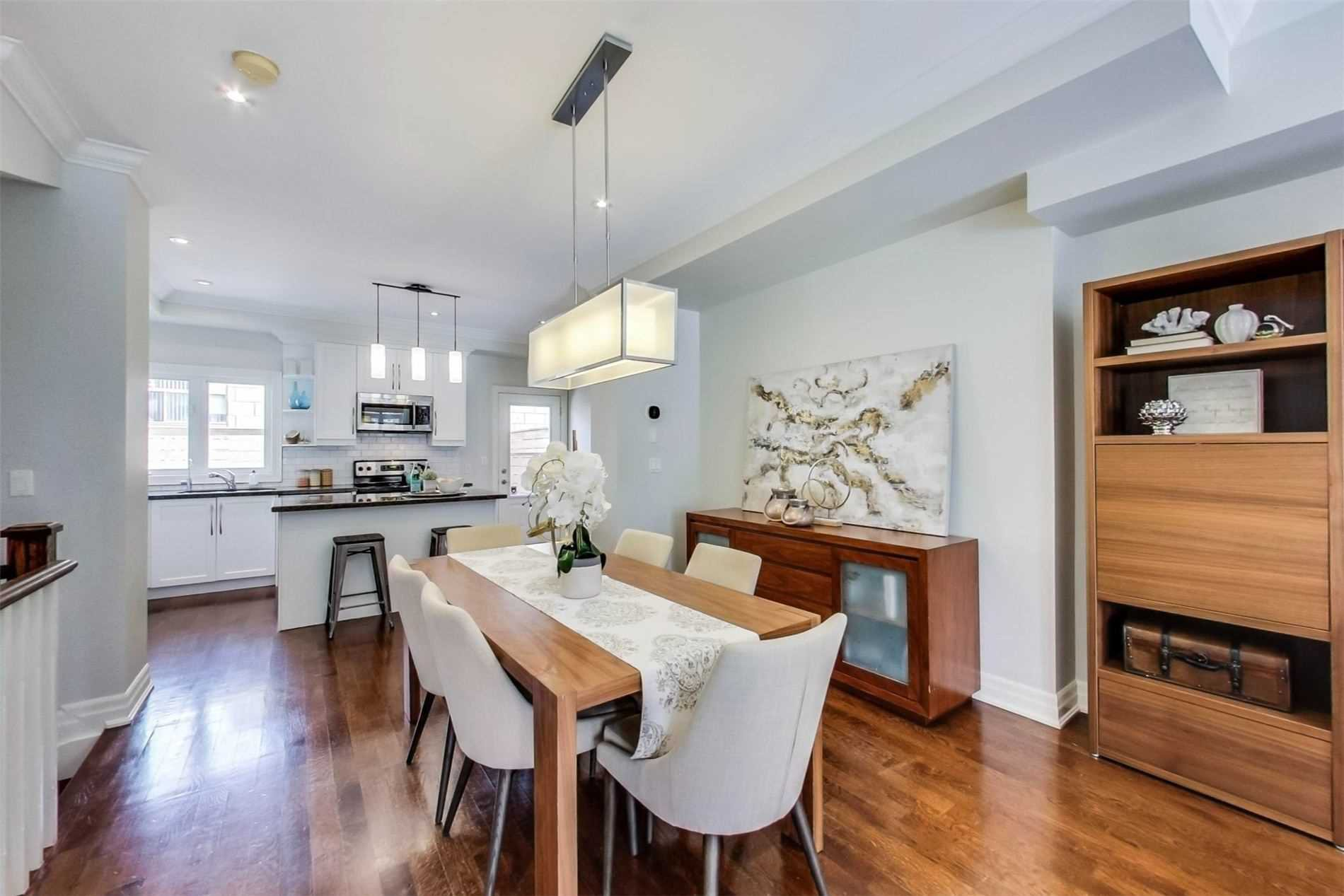 Photo 7: Photos: 213 Heward Avenue in Toronto: South Riverdale House (3-Storey) for sale (Toronto E01)  : MLS®# E4941877