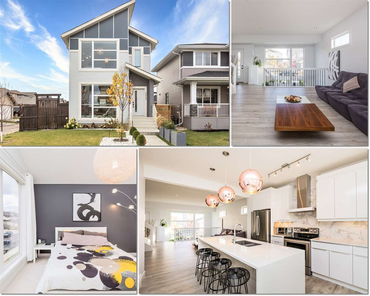Main Photo: 6685 CARDINAL Road in Edmonton: Zone 55 House for sale : MLS®# E4218344