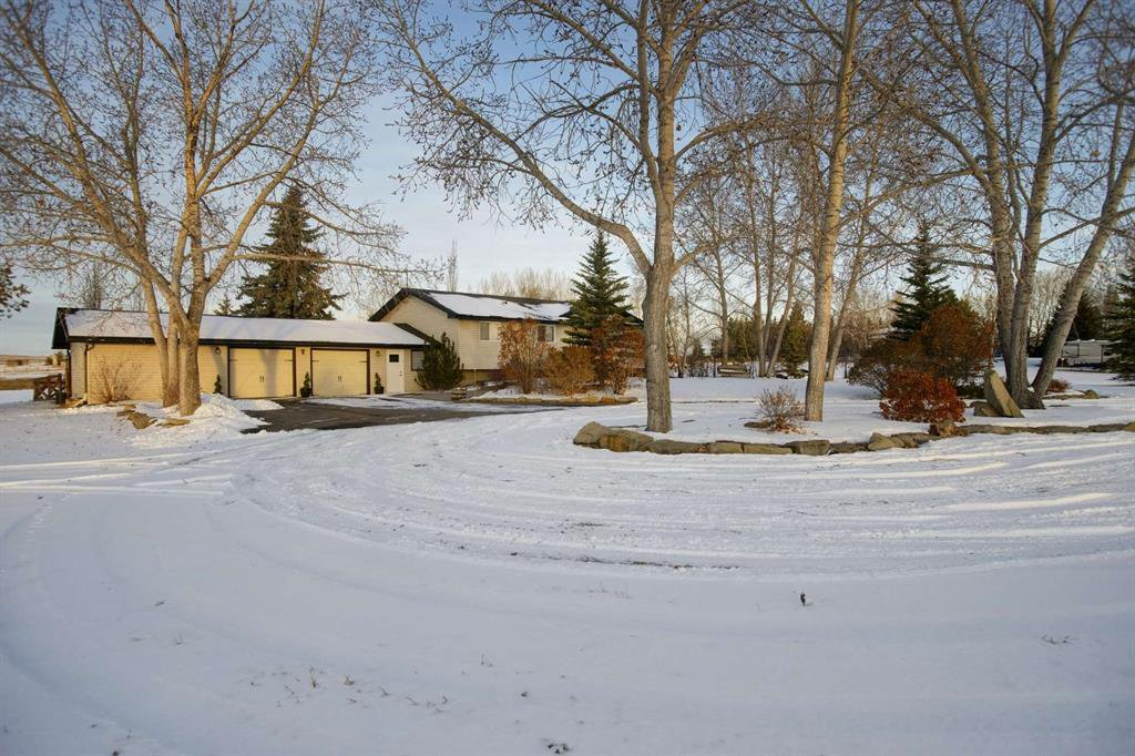 Main Photo: 96207 280 Avenue E: Rural Foothills County Detached for sale : MLS®# A1045615