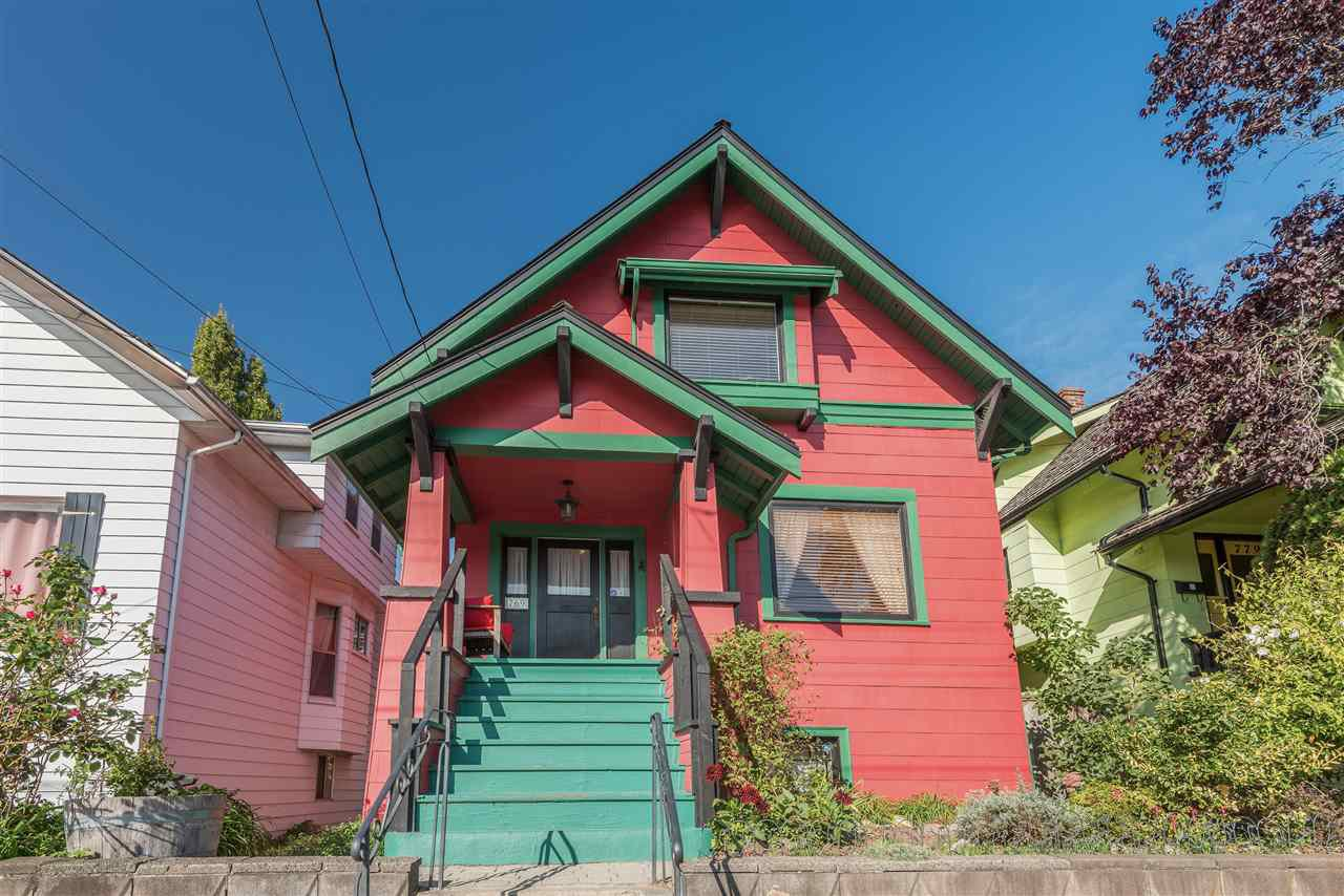 "Main Photo: 769 E KING EDWARD Avenue in Vancouver: Fraser VE House for sale in ""Fraser"" (Vancouver East)  : MLS®# R2518920"