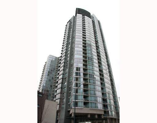 "Main Photo: 2101 1438 RICHARDS Street in Vancouver: False Creek North Condo for sale in ""AZUR 1"" (Vancouver West)  : MLS®# V808146"