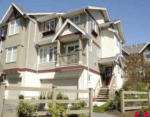 "Main Photo: 28 6651 203RD ST in Langley: Willoughby Heights Townhouse for sale in ""SUNSCAPE"" : MLS®# F2607924"