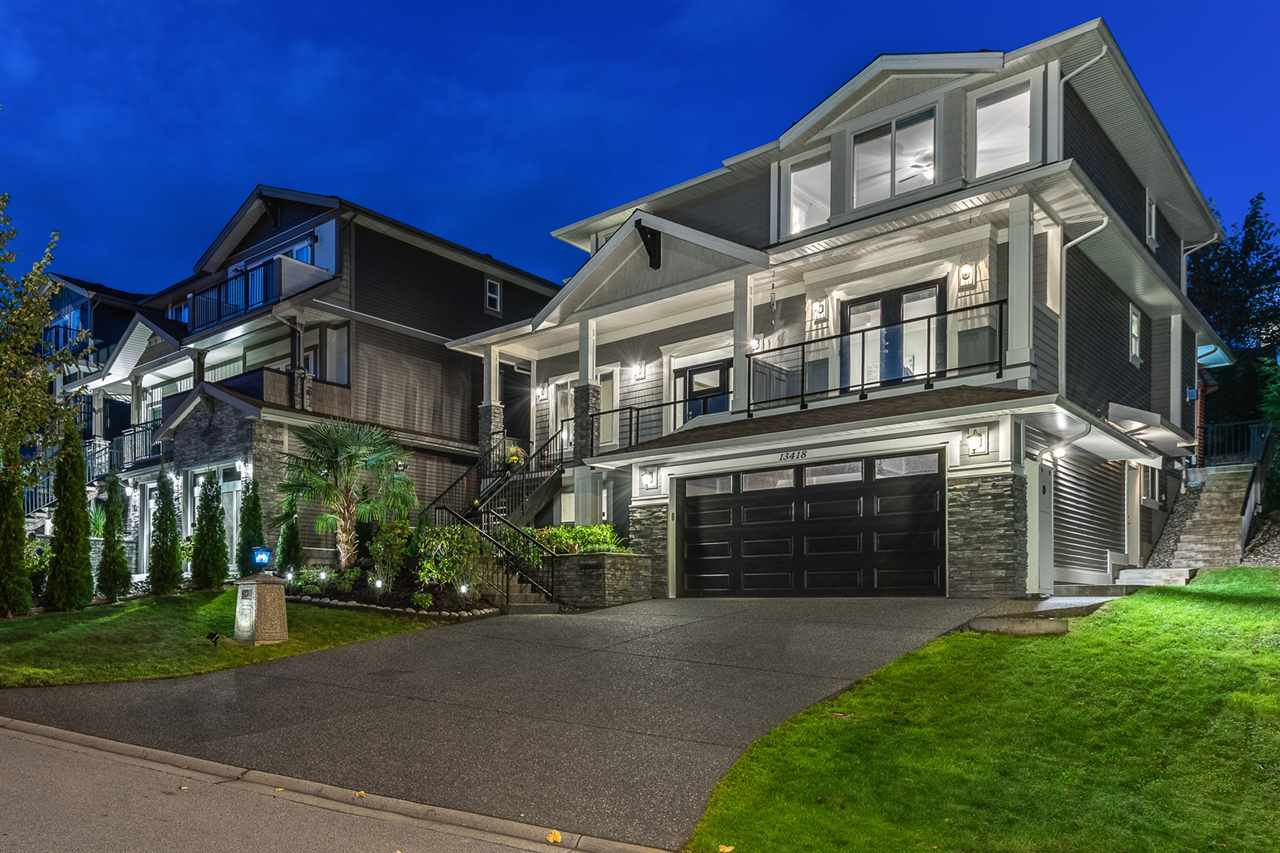 """Photo 2: Photos: 13418 235TH Street in Maple Ridge: Silver Valley House for sale in """"BALSAM CREEK"""" : MLS®# R2406921"""