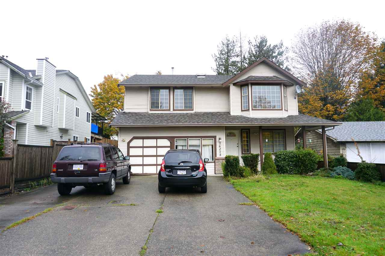 Main Photo: 16215 94 Avenue in Surrey: Fleetwood Tynehead House for sale : MLS®# R2414030