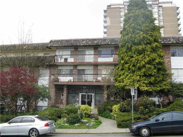 Main Photo: 105 815 FOURTH AVENUE in : Uptown NW Condo for sale : MLS®# V819869