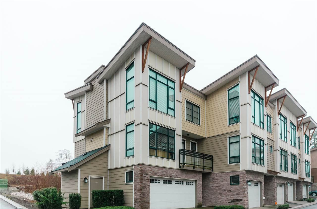 """Main Photo: 69 9989 E BARNSTON Drive in Surrey: Fraser Heights Townhouse for sale in """"HIGHCREST"""" (North Surrey)  : MLS®# R2433980"""