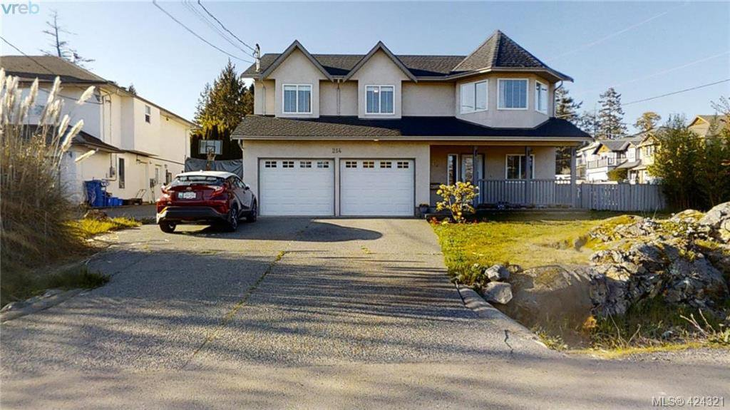 Main Photo: 214 Flicker Lane in VICTORIA: La Florence Lake Single Family Detached for sale (Langford)  : MLS®# 838008